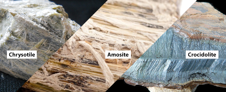 There Are Different Types of Asbestos